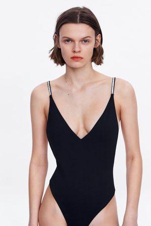 Zara Costume spalline gioiello