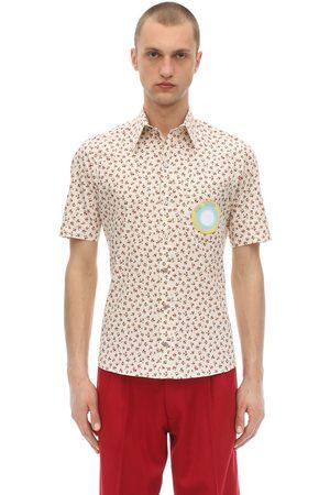 PASSARELLA DEATH SQUAD Camicia In Cotone Giapponese