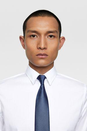 Zara Cravatta larga struttura