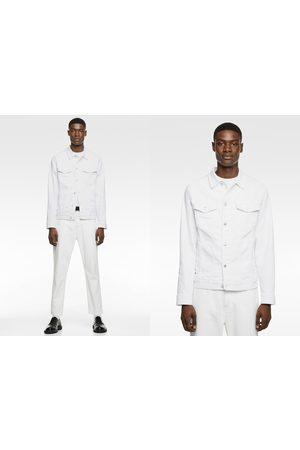 Zara Uomo Giacche di jeans - Giubbotto denim basic