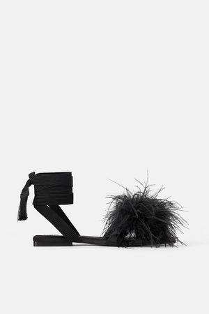 Zara Sandali prezzi online acqusita i Donnecompara e Nera Yyv67bfg
