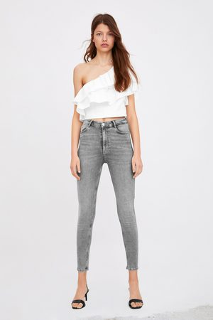 Zara Jeans super hi rise sculpt