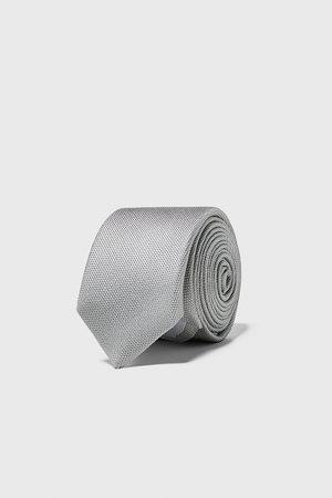 Zara Cravatta stretta strutturata