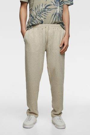 Zara Rustic jogging trousers