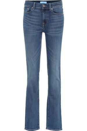 7 for all Mankind Jeans B(AIR) a vita alta