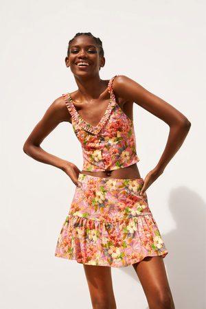 Zara Gonna pantalone stampa floreale