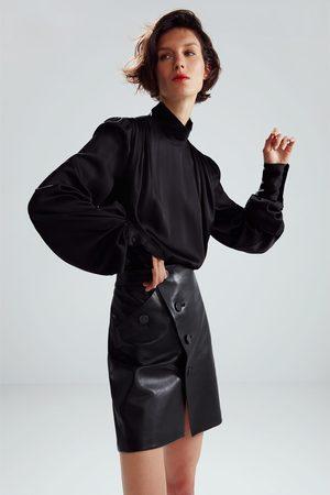 Zara Minigonna in pelle edizione limitata