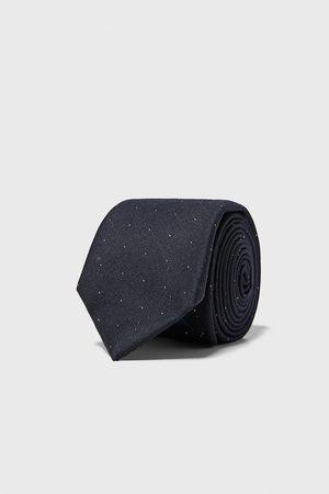 Zara Cravatta larga a pois