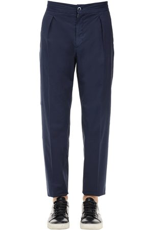 "GTA Pantaloni ""parachute"" In Cotone Stretch"