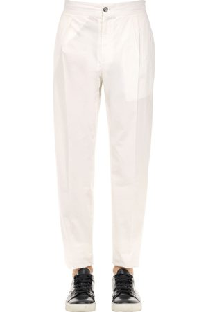 "GTA Pantaloni ""parachute"" In Cotone Stretch"