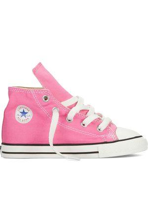 2converse bambina rosa