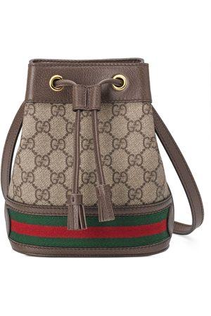 Gucci Mini borsa a secchiello Ophidia in GG