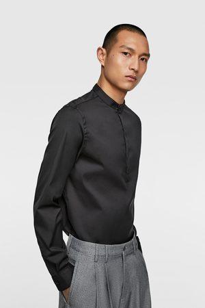 online store c0fea d870b Camicia collo alla coreana