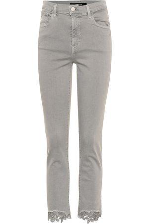 e249d20b8222cf Vita alta pizzo Pantaloni e jeans Donne.