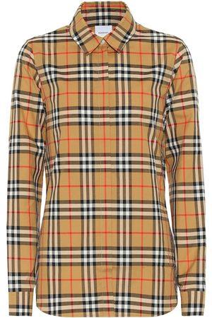 Burberry Camicia in cotone Vintage Check