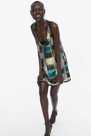 Zara Vestito paillettes limited edition