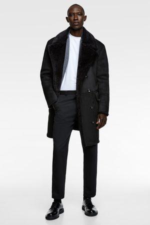 cappotto oversize zara uomo