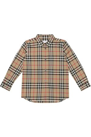 Burberry Camicia in cotone Vintage Check