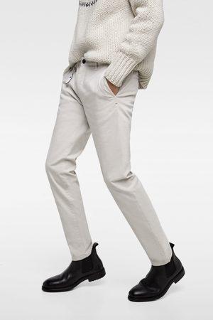 Zara Pantaloni chino new skinny