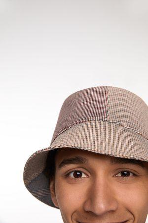 Zara Cappello da pioggia patchwork