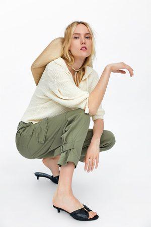 Zara Pantaloni cargo tasche