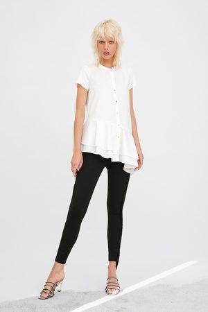 Zara Leggings con frange