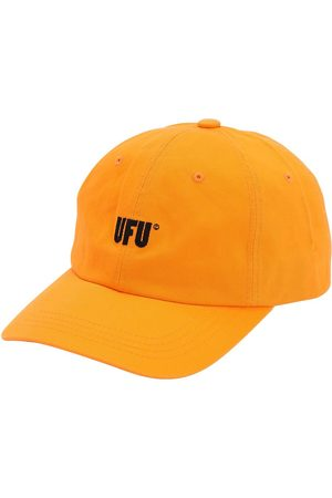 "UFU - USED FUTURE Cappello Baseball ""ufu Ad"" In Tela Di Cotone"