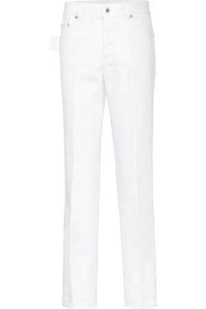 Bottega Veneta Jeans slim a vita alta