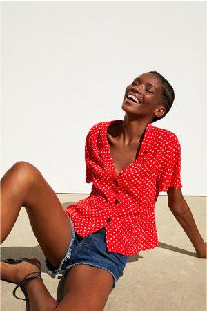 Zara Camicia stampa a cuori