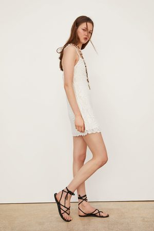 Zara Vestito uncinetto