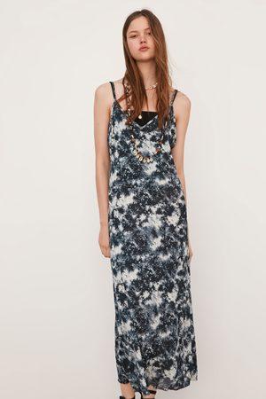 Zara Vestito stampa tie dye