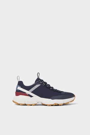 Zara Sneakers in tessuto