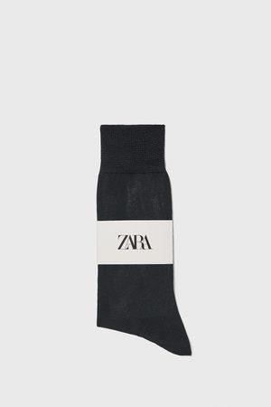 Zara Uomo Calze - Calzini cotone mercerizzato premium