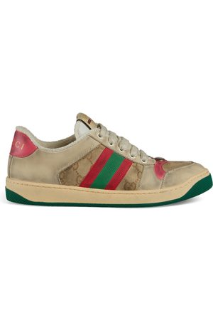 Gucci Sneaker Screener in pelle