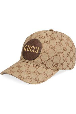 Gucci Cappellino da baseball in tessuto GG