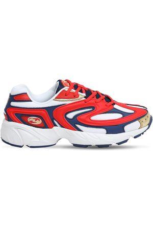 """Fila Sneakers """"buzzard"""" In Ecopelle"""