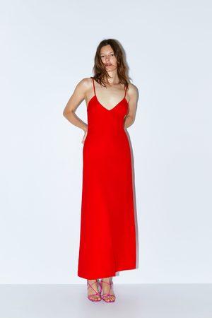 Zara Vestito lungo spalline edizione limitata