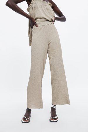 Zara Donna Eleganti - Pantaloni strutturati