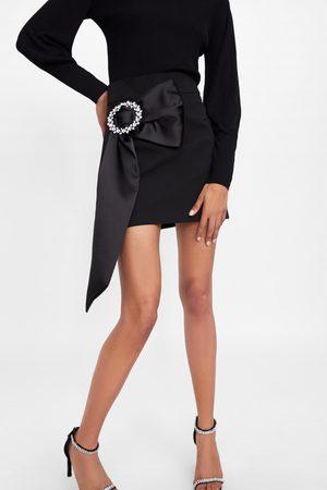 Zara Minigonna fibbia