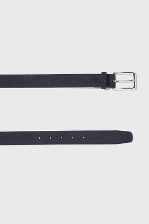 Zara Split suede belt