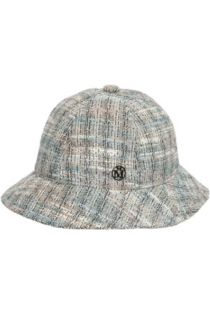 "Le Mont St Michel Cappello Bucket ""mara"" In Tweed"