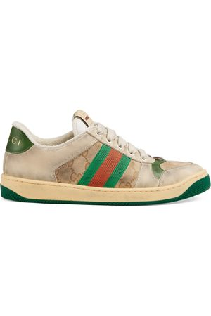 Gucci Donna Sneakers - Sneaker Screener in pelle