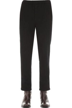 Rochas Uomo Eleganti - Pantaloni In Lana