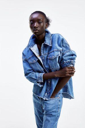Zw Giacca Denim Premium Blue Camicia Mic 9WIYEHD2