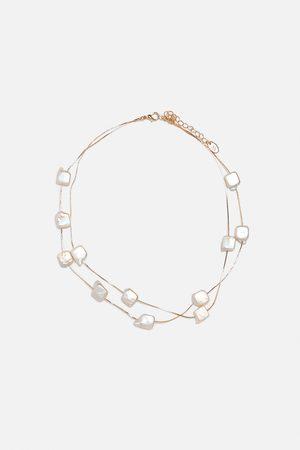 l'atteggiamento migliore a456d 51c59 Collana con perle naturali