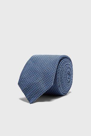 Zara Cravatta larga strutturata