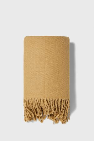 Zara Sciarpa grossa con frange