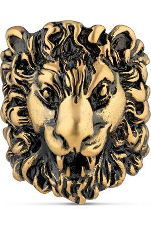 Gucci Donna Orologi - Anello testa di leone