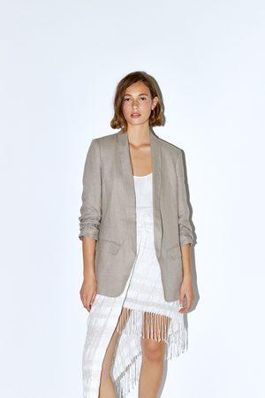 7be95b65df Zara Giubbotto Blazer Donne, compara i prezzi e acqusita online