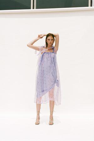 Zara Vestito organza edizione limitata